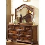 Messina Estates Dresser & Mirror