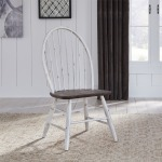 Farmhouse Windsor Back Side Chair