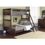 Abbott Ridge Twin Over Twin Bunk Bed Set