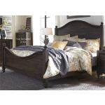 Catawba Hills Queen Poster Bed