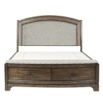 Avalon Queen Storage Bed