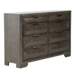 Newland 8 Drawer Dresser