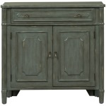 Madison Park 1 Drawer 2 Door Accent Cabinet
