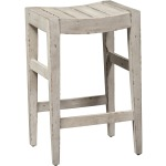 Counter Height Barstool (RTA) - White