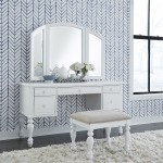 Summer House I 3 Piece Vanity Set