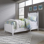 Cottage View Twin Panel Bed