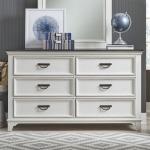 Allyson Park 6 Drawer Dresser