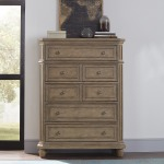 The Laurels 5 Drawer Chest