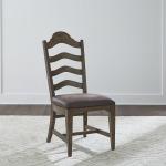 Homestead Ladder Back Side Chair (RTA)