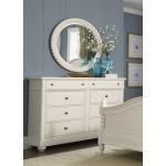 Harbor View II Opt Dresser & Mirror