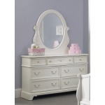 Arielle Youth Dresser & Mirror