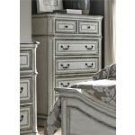 Magnolia Manor 5 Drawer Dresser