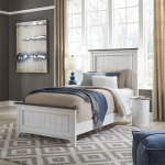 Allyson Park Twin Panel Bed