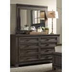 Thornwood Hills Dresser & Mirror