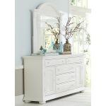 Summer House I Dresser & Mirror