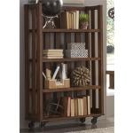Arlington House Open Bookcase