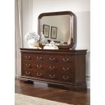 Carriage Court Dresser & Mirror