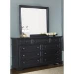 Carrington II 9 Drawer Dresser