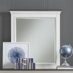 Allyson Park Crown Mirror