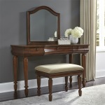Rustic Traditions 3 Piece Vanity Set