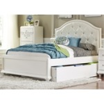 Stardust Youth Full Trundle Bed