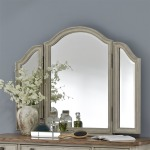 Farmhouse Reimagined Vanity Mirror