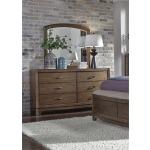 Avalon Dresser & Mirror