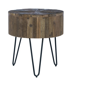 Canyon Accent End Table