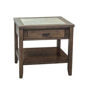 Mesa Valley End Table