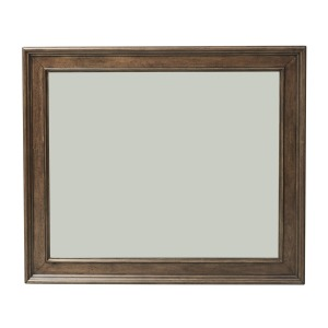 Rustic Traditions Landscape Mirror