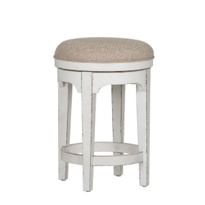 Magnolia Manor Console Swivel Stool