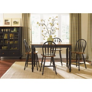 Low Country Dining ~ Black