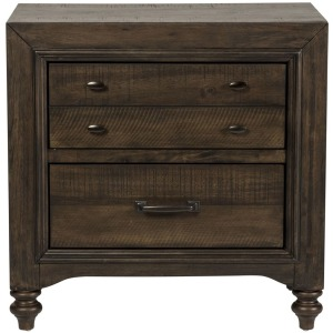 Catawba Hills 2 Drawer Night Stand