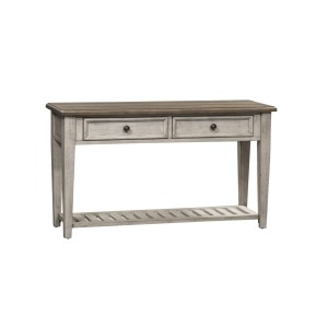 Heartland 2 Drawer Sofa Table