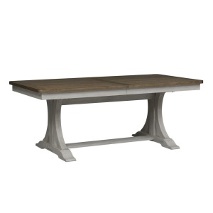 Farmhouse Reimagined Trestle Table