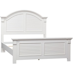 Summer House I King Panel Bed