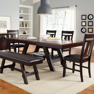 Lawson 6 Piece Rectangular Table Set