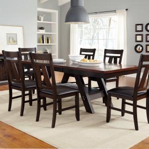 Lawson 7 Piece Rectangular Table Set
