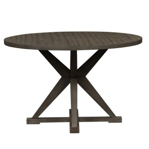 Crescent Creek Round Pedestal Table