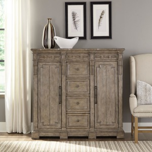 Town & Country 4 Drawer 2 Door Chesser
