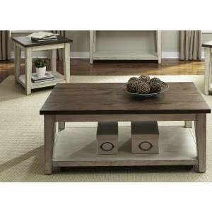 Lancaster 3 Piece Set (1-Cocktail 2-End Tables)
