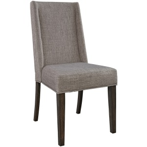 Double Bridge Upholstered Side Chair (RTA)