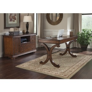 Brookview Complete 2 Piece Desk