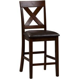 Thornton X Back Counter Chair- Single Chair