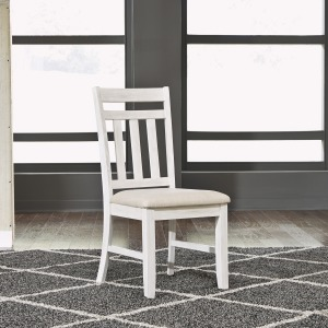 Summerville Slat Back Side Chair (RTA)