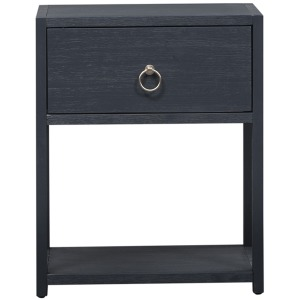 Midnight 1 Shelf Accent Table