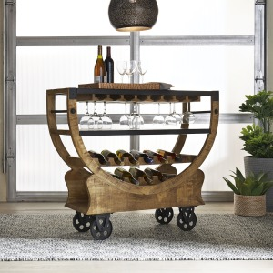 Danley Accent Bar Trolley
