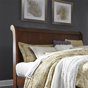 Rustic Traditions Queen Sleigh Headboard