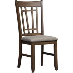 Santa Rosa II Lattice Back Side Chair