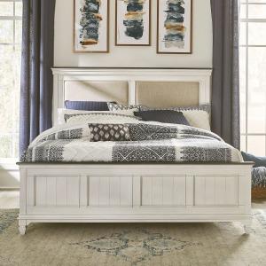 Allyson Park King California Upholstered Bed